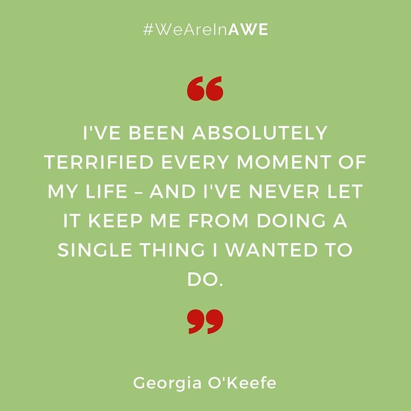 Quote by Georgia O'Keefe