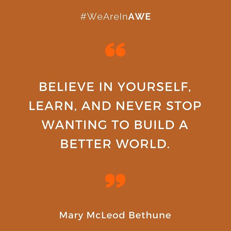 Quote by Mary McLead Bethune