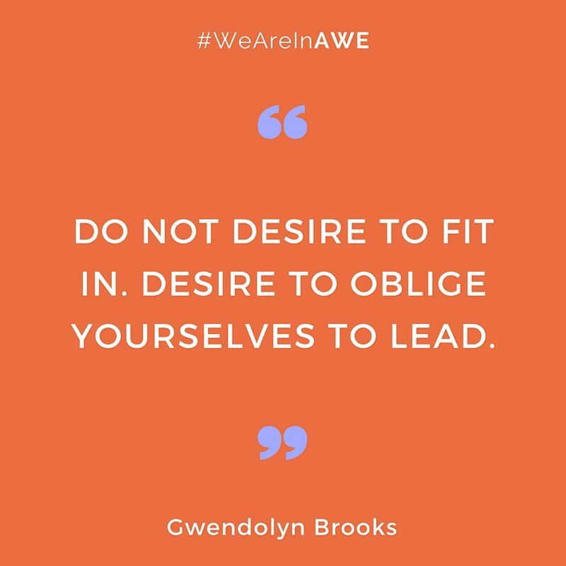Quote by Gwendolyn Brooks
