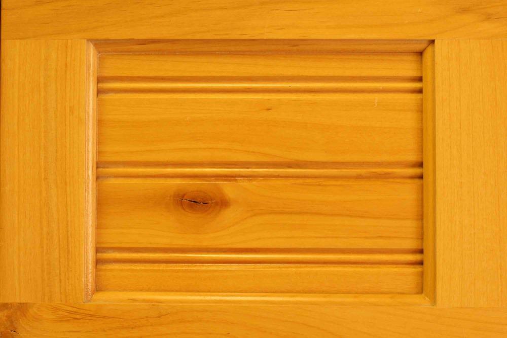 1/4 Round - Beaded Panel