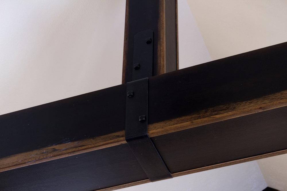 Non-structural Cross Beams