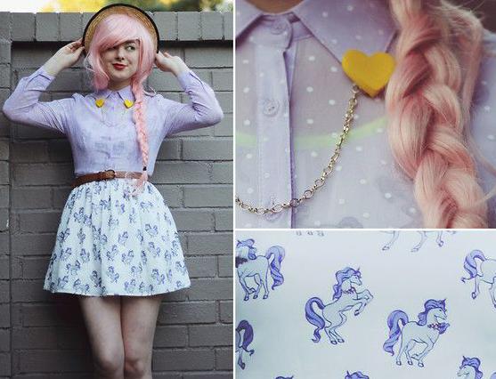 Unicorn Inspired Fashion