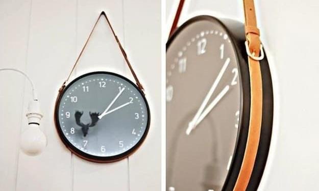 Belt Clock