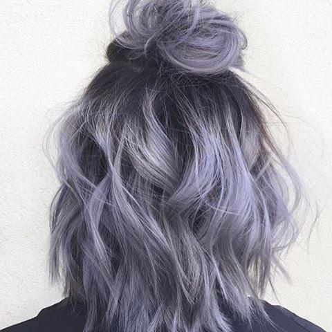 Lilac Hair
