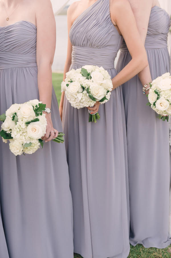 Lilac Bridesmaids Dresses