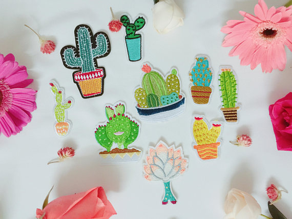 Embroidery Patches Etsy
