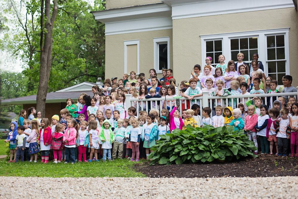 The 2015-2016 Villa di Maria Montessori School Crew