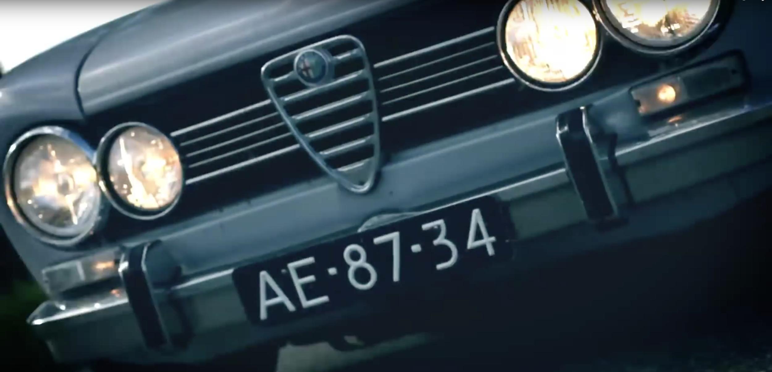Our very first car film (2012) — Robbert Alblas