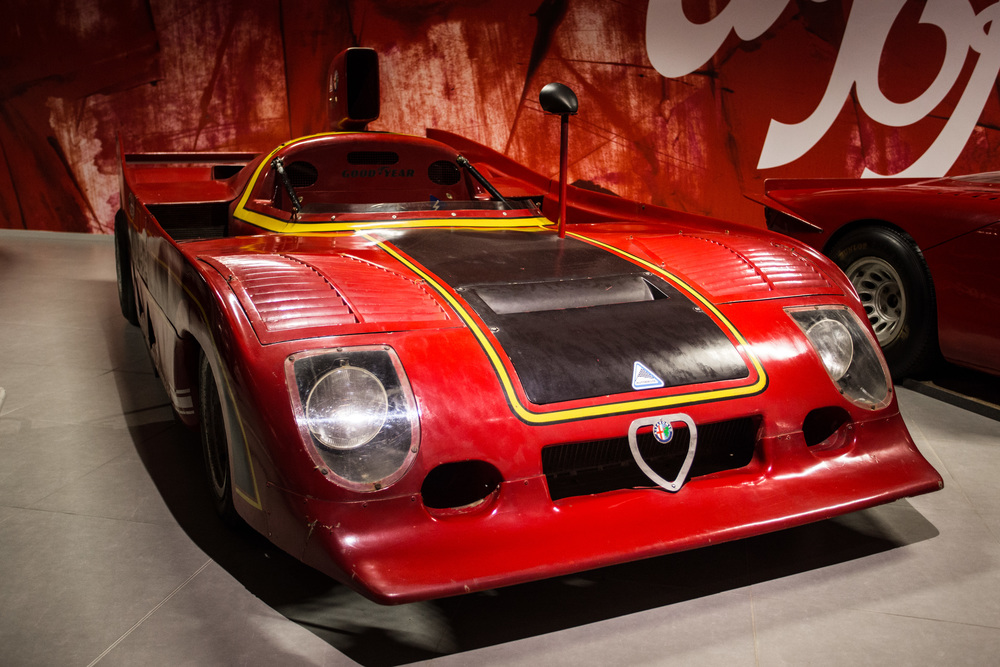 1976 Alfa Romeo Tipo 33/SC/12