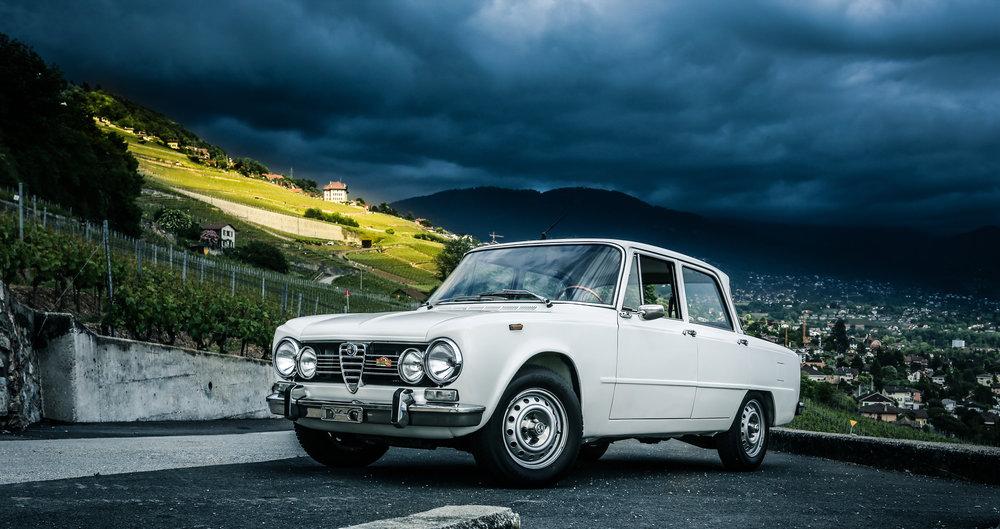 Alfa Giulia Robbert Alblas
