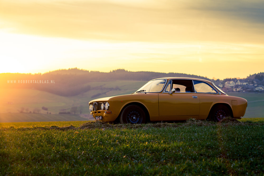 Alfa 1750GTV Bertone Robbert Alblas