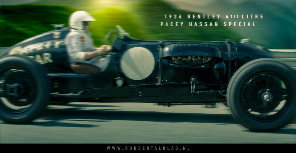 Robbert Alblas Bentley Pacey Hassan Special