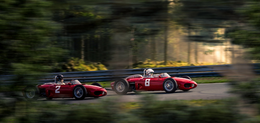 Ferrari Sharknose 156