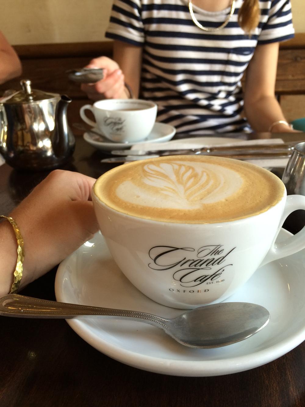 The Story Behind Love Shyla | Loveshyla.com | Oxford, The Grand Cafe