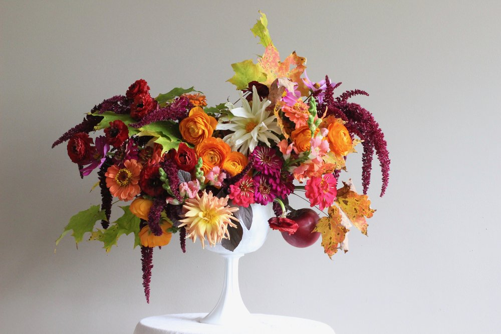 Bowl Full of Fruit Harvest Bouquet | Florist | Loveshyla.com