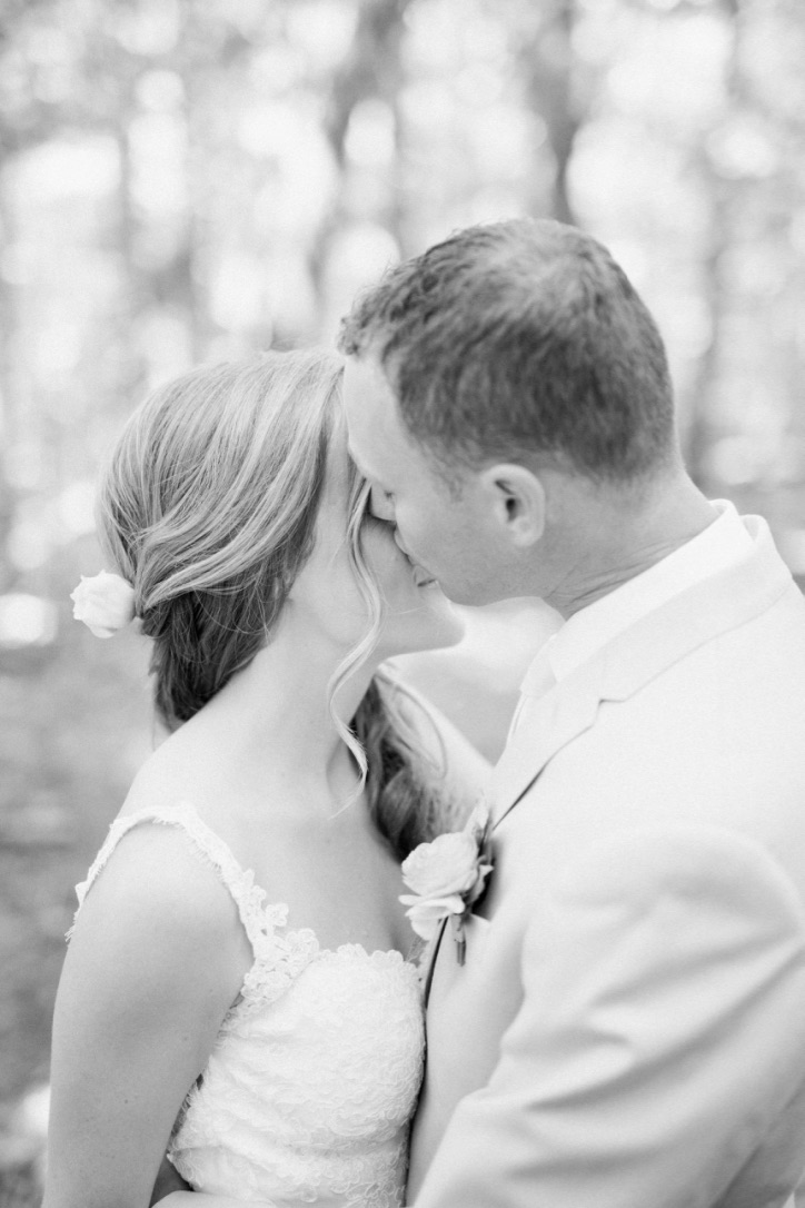 Our Wedding | Part III The First Look & Bridals, bride and groom photos, wedding party, bridesmaids photo ideas, groomsmen, wedding photography inspiration, spring meadow, forest, trees, woods, ivory and blush, tan, ranunculus, coral charm peony | loveshyla.com.jpg