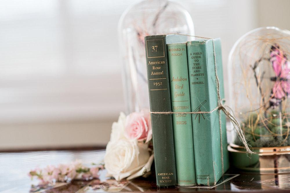 Lush Feminine Wedding Florals | Flowers: Love Shyla