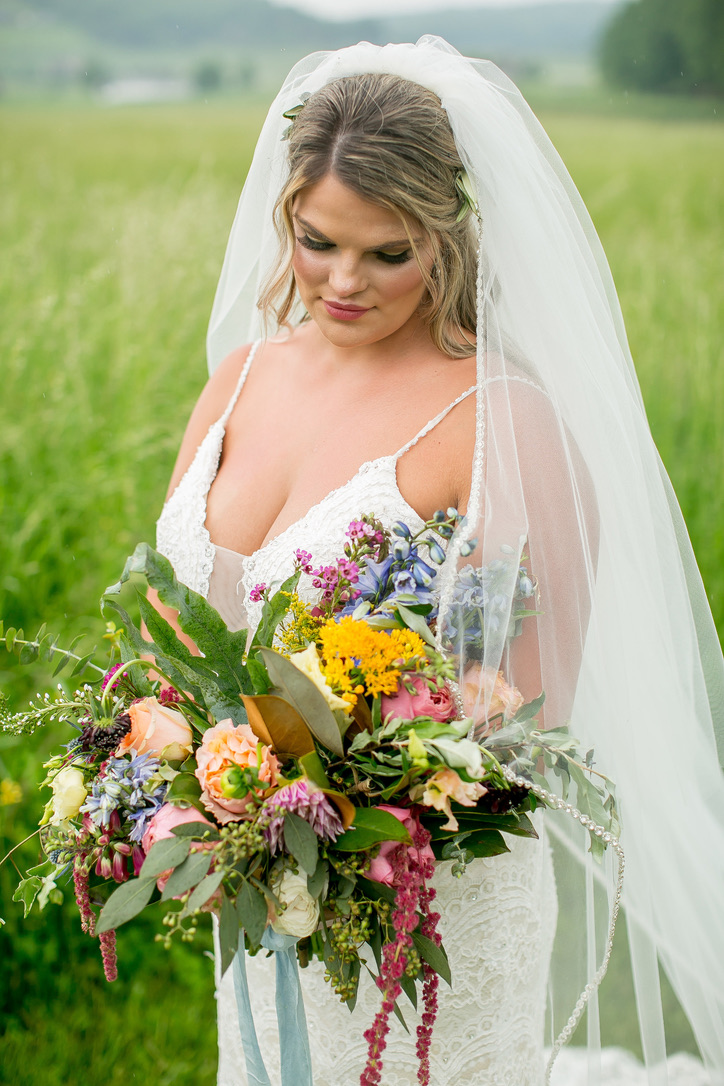 Summer Boho Wedding by Love Shyla Florals