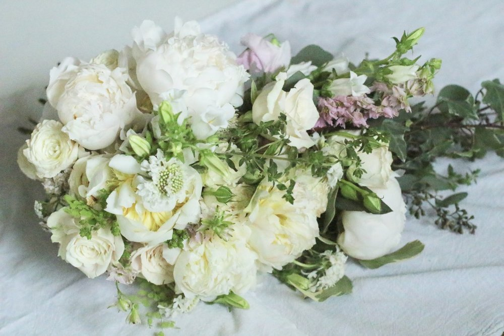Lush Feminine Wedding by Love Shyla Florals