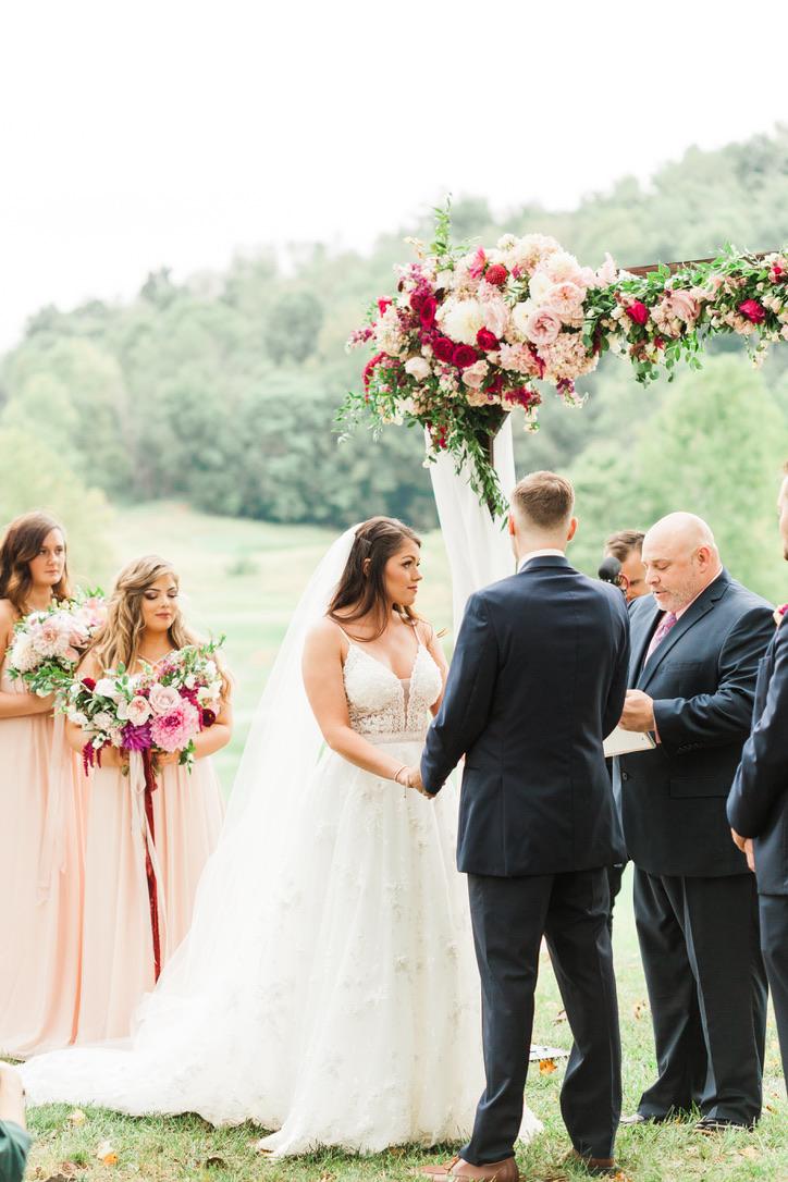 UNADJUSTEDNONRAW_thumb_b192.jpgRomantic Autumn Wedding | Pete Dye Golf Club, West Virginia Wedding, Lush, Romantic, Burgundy, Red, Oxblood, Fuschia Flowers by loveshyla.com