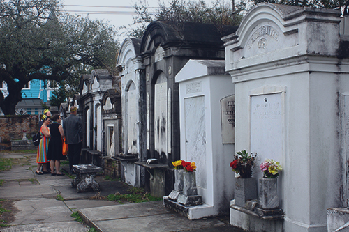 Lafayette Cemetery No. 1, New Orleans, Louisiana