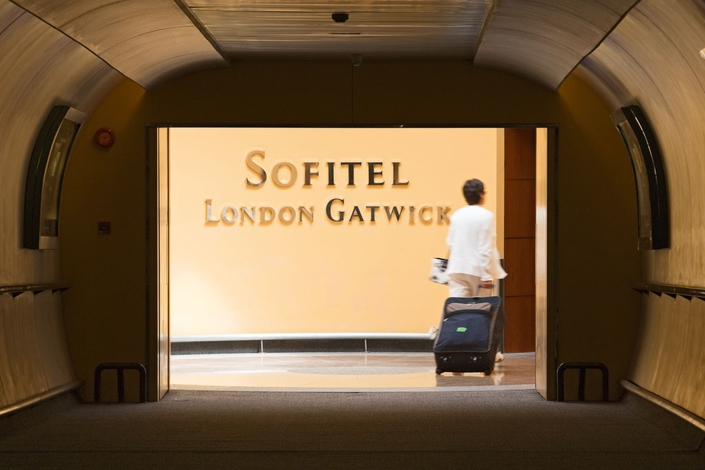 Visit our partners Sofitel Gatwick