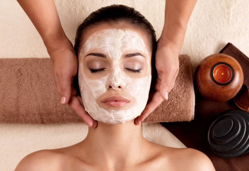 Treatment Three - Most popular with clients, this treatment includes a combination of deep cleansing, steaming, exfoliation & mask and touch therapy.£65 - 55 Mins