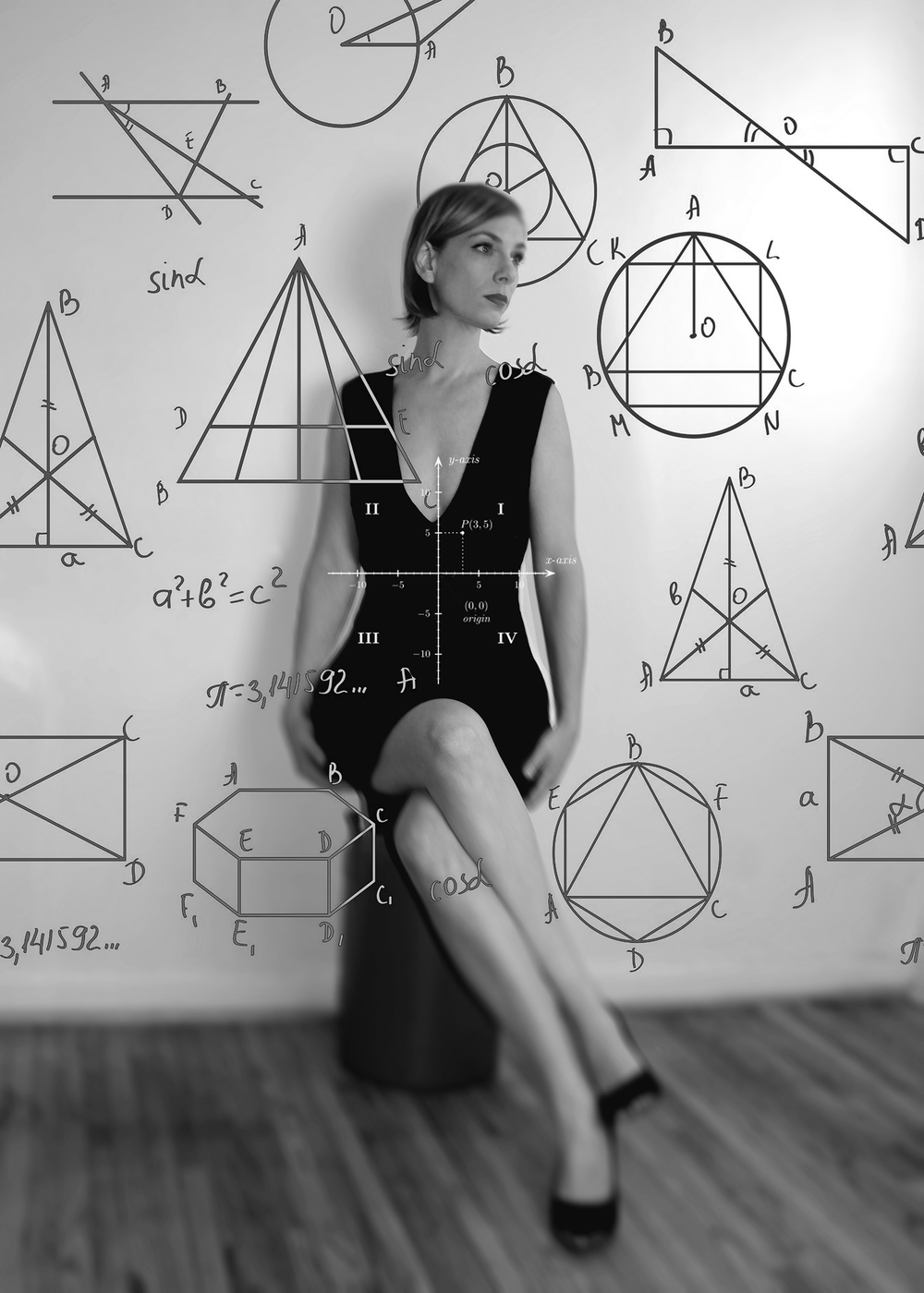 Neurofashion and The Little Black Dress || Carla Ciuffo
