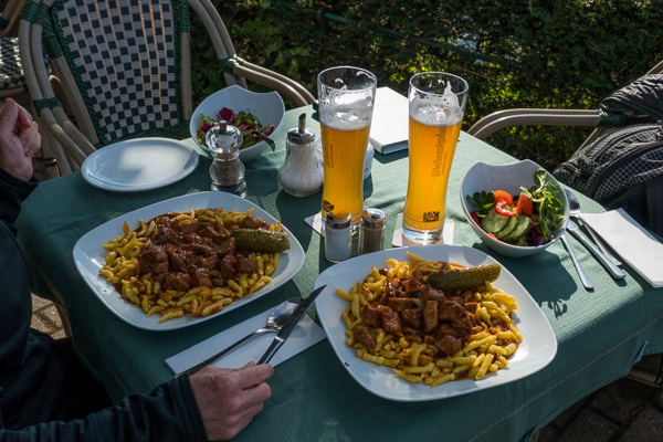 German Lunch
