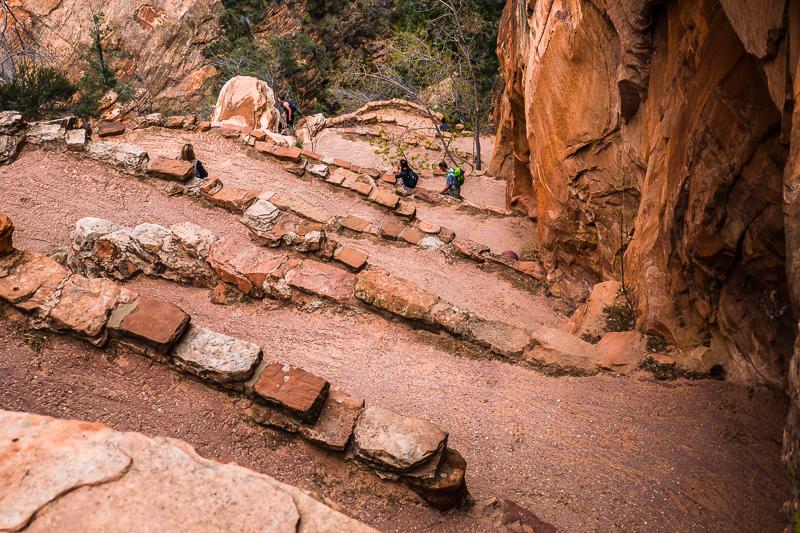 Walters Wiggles - Angel's Landing Trail