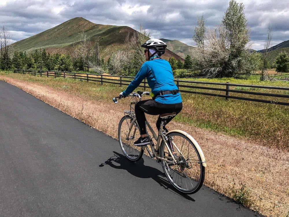 Wood River Bike Trail