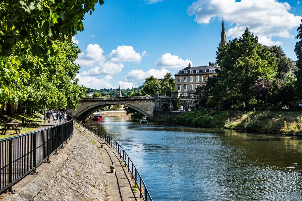 River Avon-Bath