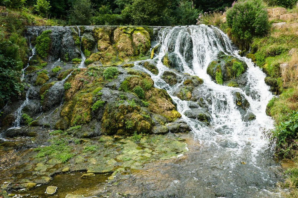 The Cascades-Blenheim Palace