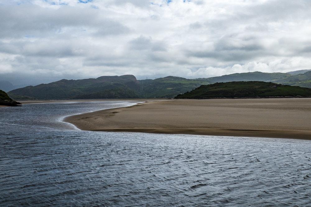Afon Dwyryd Inlet