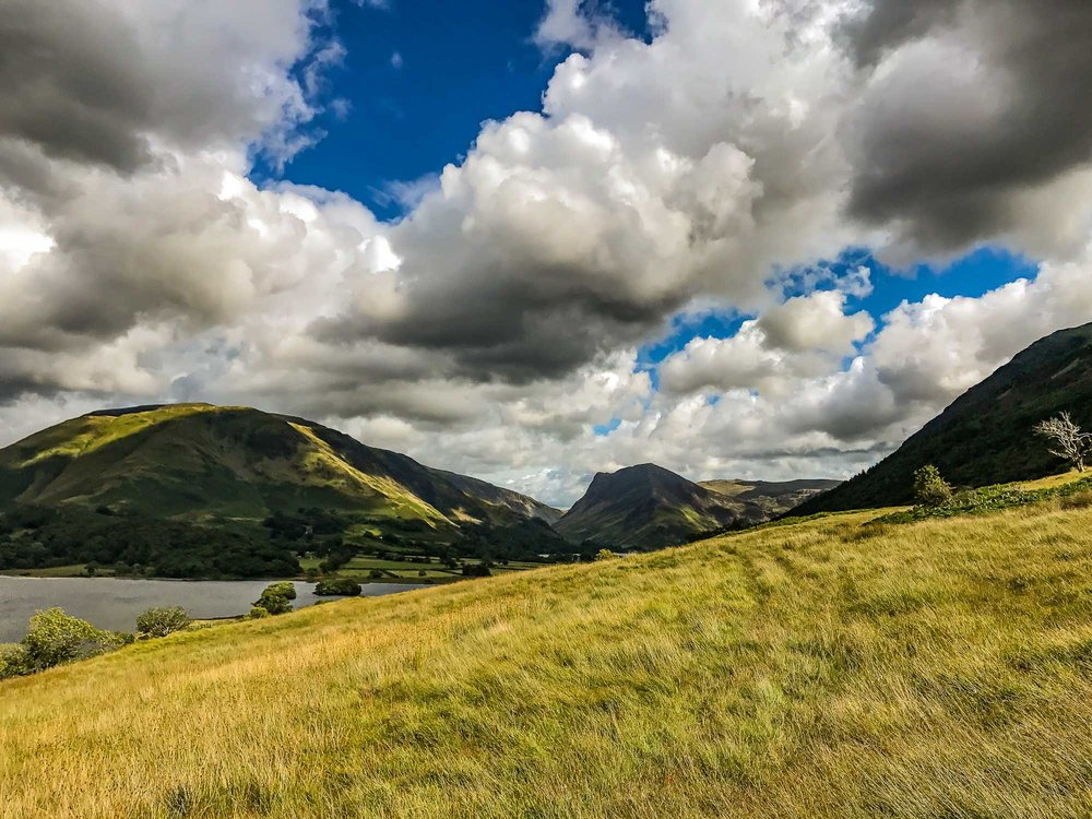 Crummock Water Hike