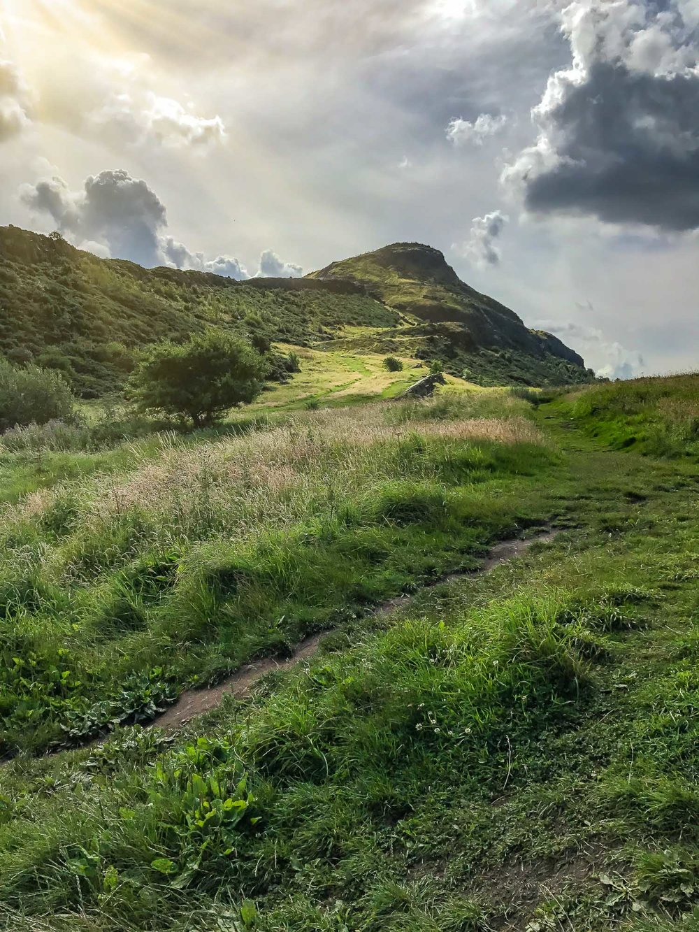 Hike to Arthur's Seat