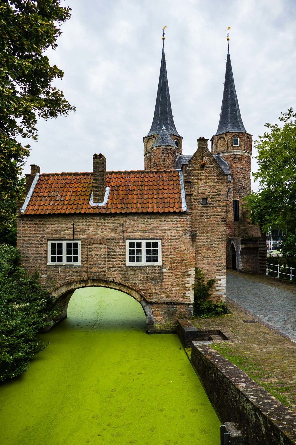 Delft Old City Gate