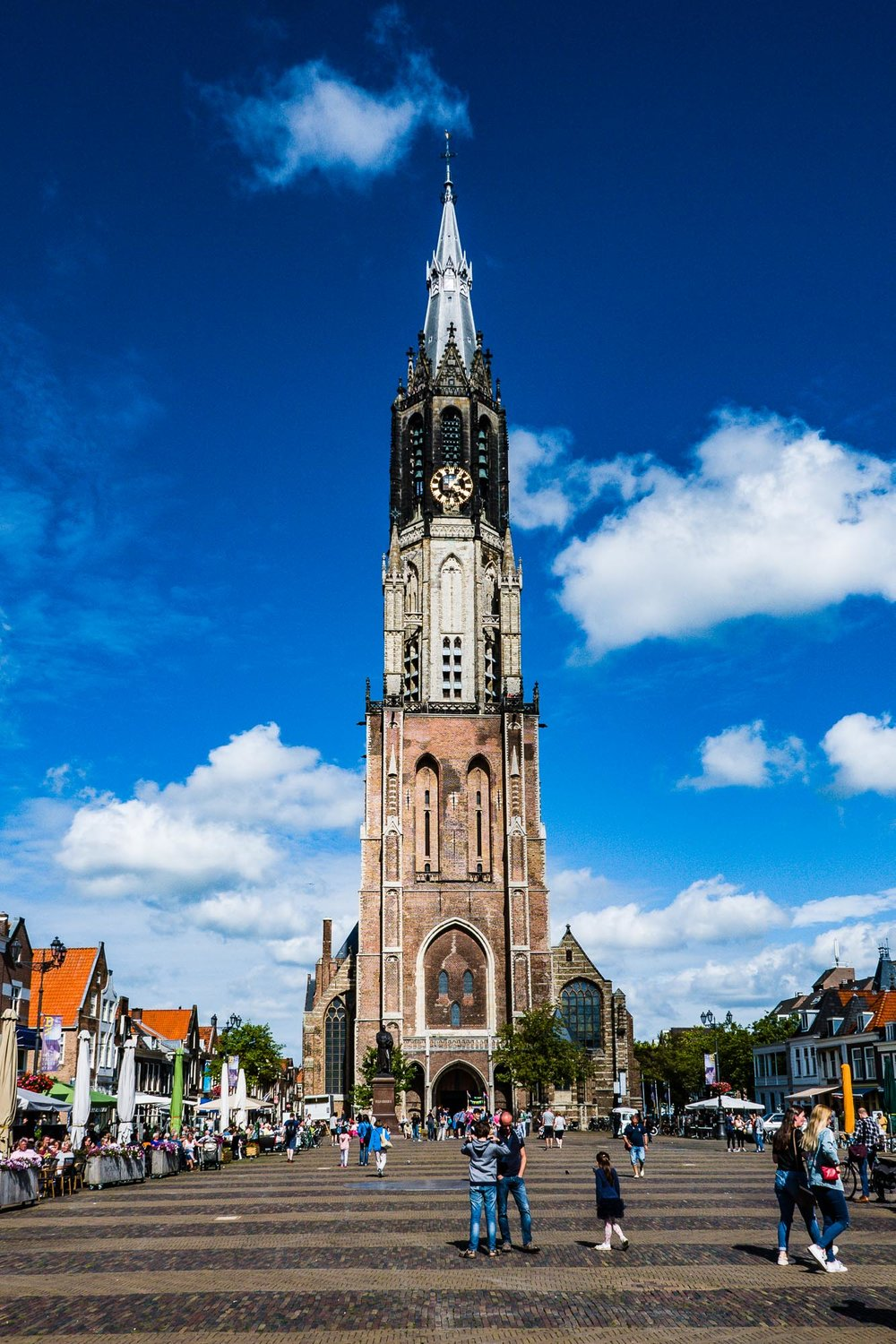 Delft Nieuwe Kerk - The New Church