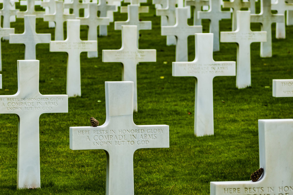 American Cemetary Normandy