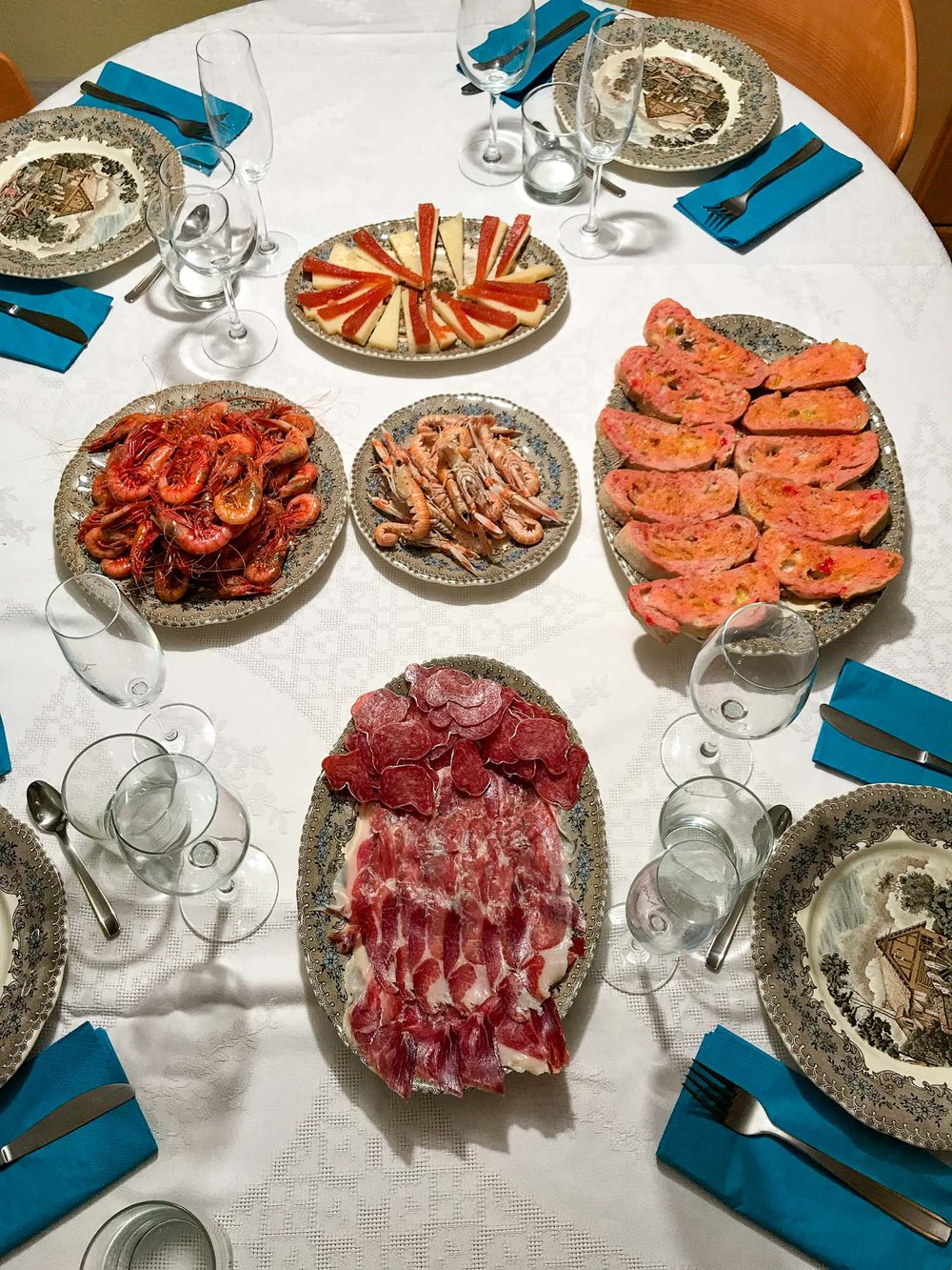 Catalonian Meal