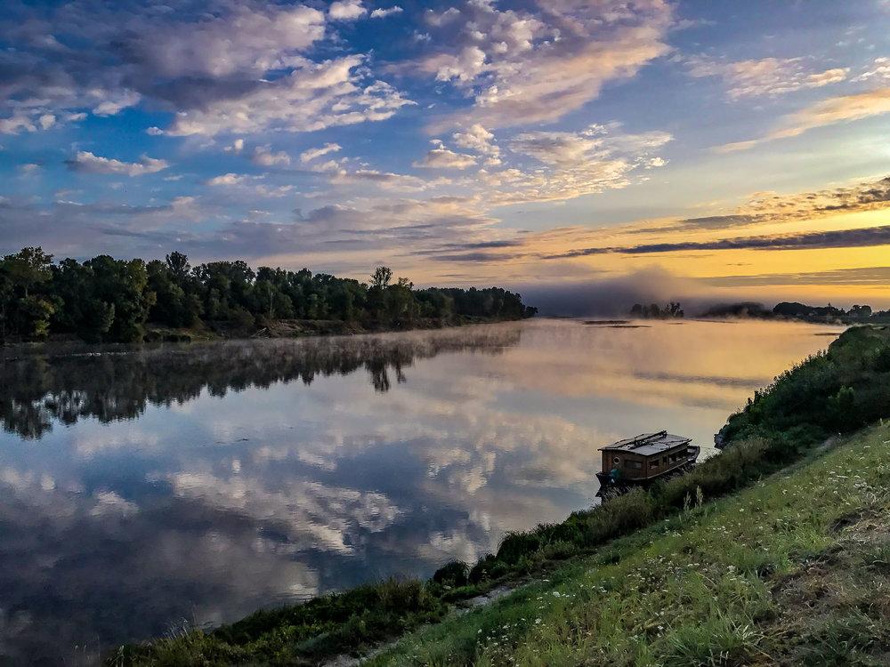 Loire River, Bréhémont