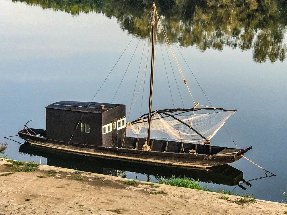 Loire - Fishing Boat