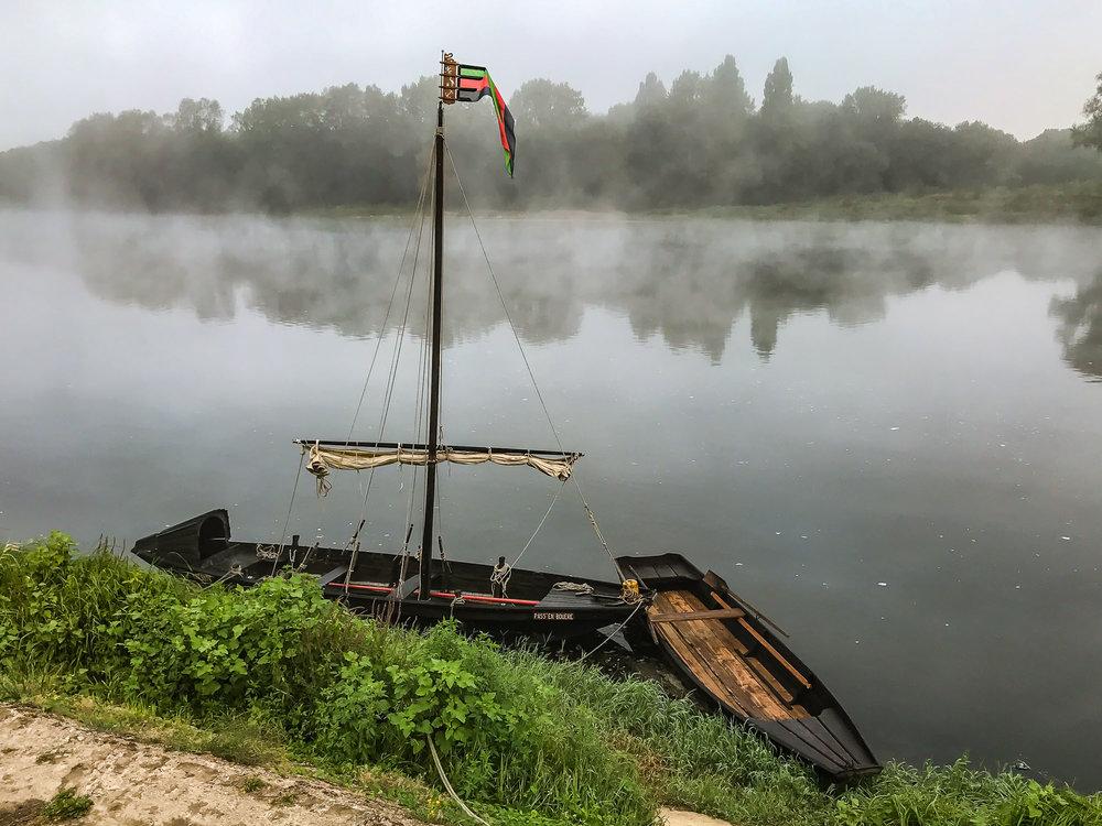 Loire River - Bréhémont