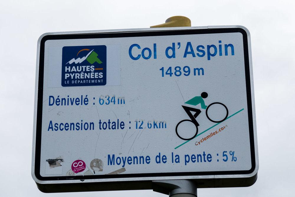 Col d' Aspin