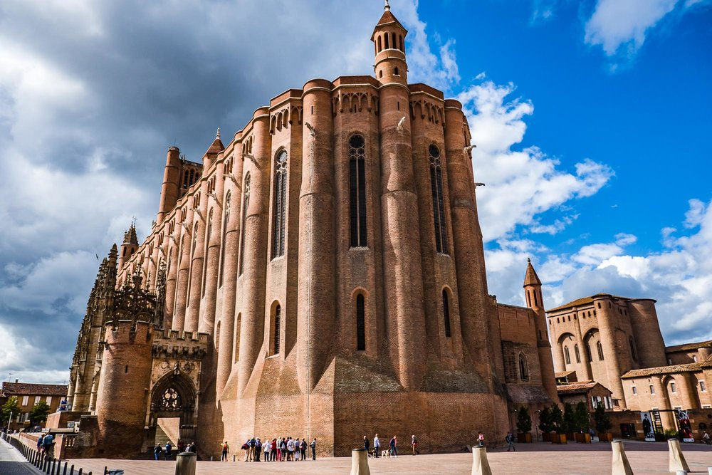 Albi Cathederal