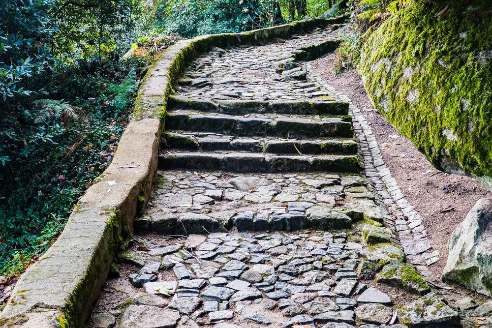 Trail to Castelo dos Mouros
