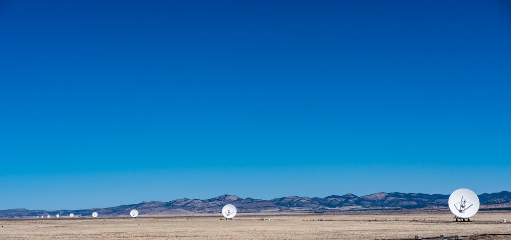 VLA in Wide Configuration