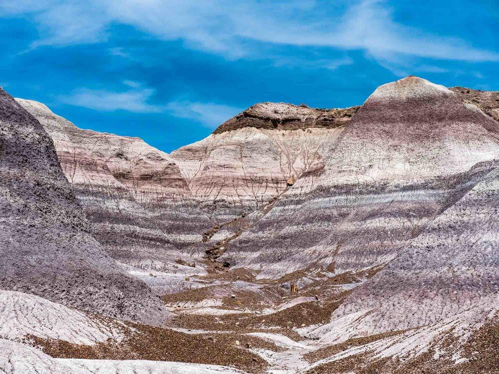 Blue Mesa Area