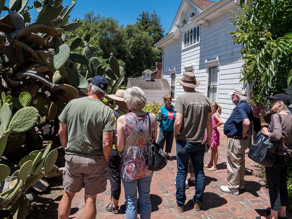 Luther Burbank Tour