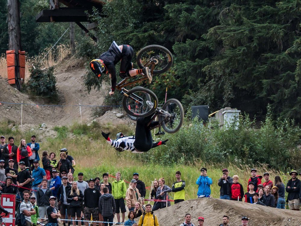 Crankworx, Whistler BC